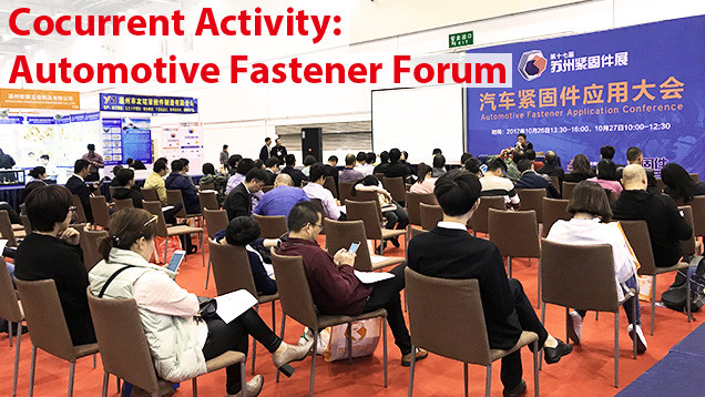 Automotive Fastener Forum